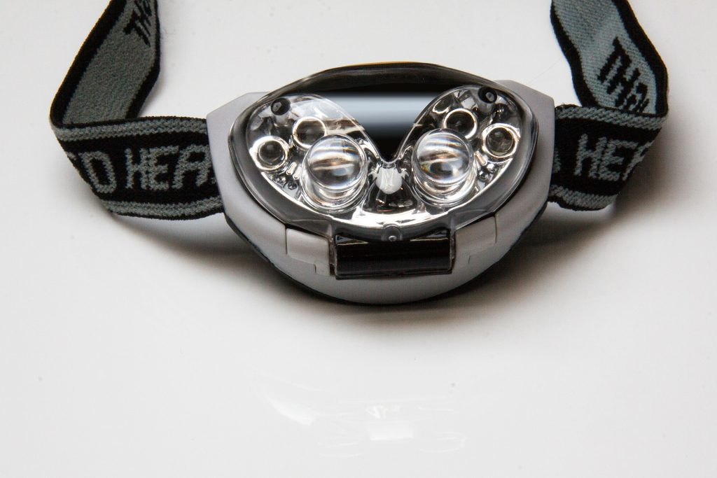 reflective 4 beam head lamp